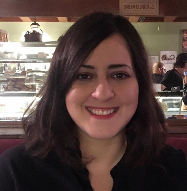 French teacher Skype Dina